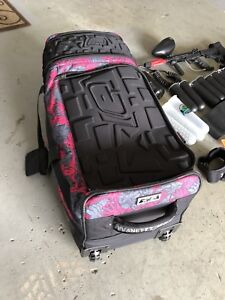 Planet Eclipse paintball bag