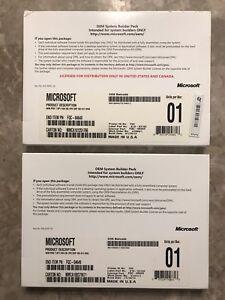 *NEW SEALED* Windows Pro 7 Product Key