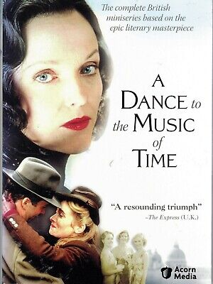 Acorn dvd set A Dance To The Music Of Time  miniseries  like new