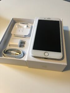 Unlocked iPhone 8 Plus 64GB with Box & Accessories