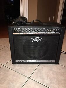 Peavey Express 112 Guitar Amplifier.