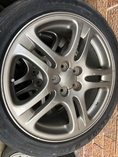 Subaru WRX rims Brookvale Manly Area Preview
