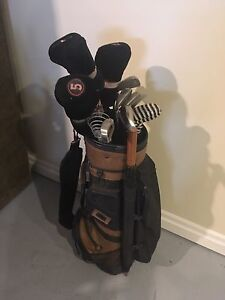Men's RH Calloway big bertha golf club set