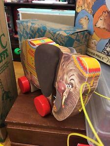 Fisher Price Toy Fest Jingle Elephant