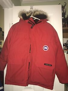 Canada Goose jacket size: youth large $300 or best offer