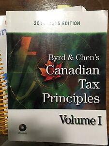 Canadian tax principles Stratford Kitchener Area image 3