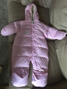 Children's Columbia Snowsuit- 24 months