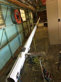 Stella Folkboat Yacht Mast