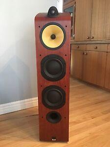 B&W Tower Speakers