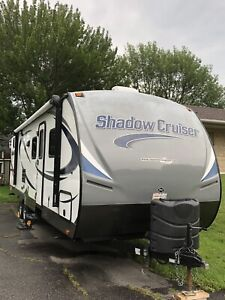 Roulotte 2016 Shadow Cruiser S280QBS
