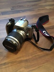 Canon Rebel Ti (SLR)