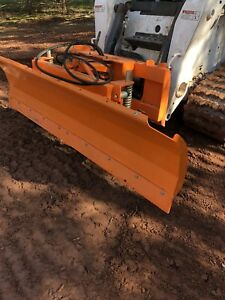 Skid steer Dirt Blade