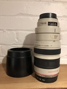 Canon 100-400mm I IS f/4.5-5.6