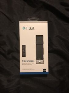 Brand New In Box Fitbit Charge 2 Black Band