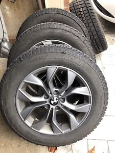 4 Hercules Avalanche Winter Tires BMW X5