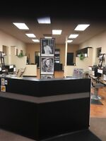 Turn key salon  10110-149st Be your own boss