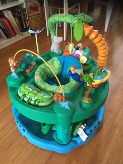 Evenflo Exersaucer / baby play station in EUC
