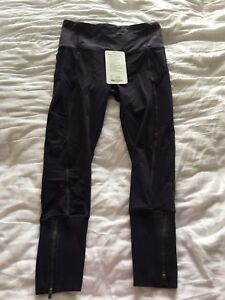 Lululemon rebel runner crop size 6