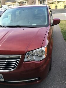 2013 Chrysler Town and Country minivan for sale