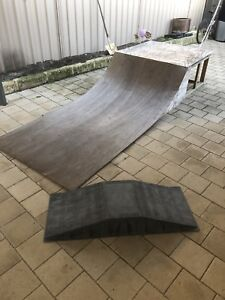 Scooter ramps
