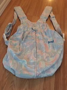 Baby carry snuggling sack / snugly