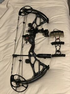 BOWTECH BTX-31, MINT. TONS OF EXTRAS. FULLY LOADED