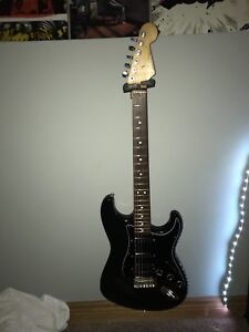 Fender strat mim with mods