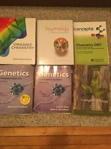 Dal Science Texbooks for Sale