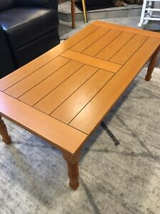 Coffee and End Table Set.