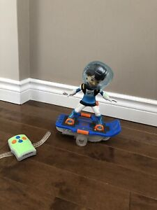 Miles from Tomorrowland Blastboard toy