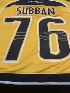 huge discount eb82a 9fd73 Jersey Pk Subban | Kijiji in Ontario. - Buy, Sell & Save ...