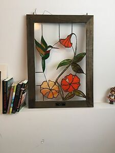 Stained Glass Hanging