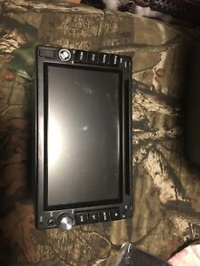 7 inch touch screen deck