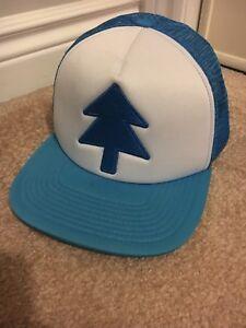 Gravity Falls Dipper SnapBack Cap