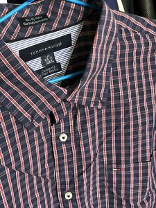 Tommy Hilfiger long sleeved shirt SIZE L/G Coomera Gold Coast North Preview