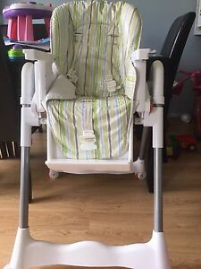 Free baby highchair Parafield Gardens Salisbury Area Preview