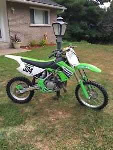2003 Kawasaki KX85