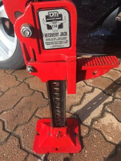 TJM recovery jack 2,200lbs -1000kg 44inch