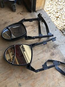 Universal Tow Mirrors