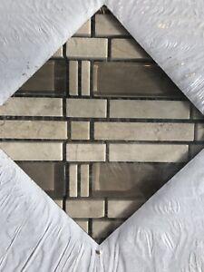 Glass Tile, Grout and Glue - Backsplash