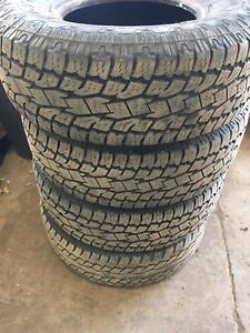 265/75R15 TOYO OPEN COUNTRY A/T II