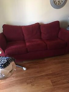 Lazy boy couch & chair