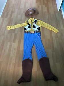 Costume d'halloween woody