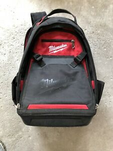 Milwaukee back pack