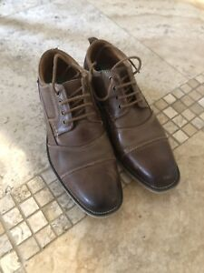 Steve Madden Dress Shoes never worn size 8 can fit 8.5!