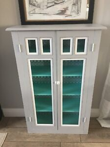 Refinished Cabinet