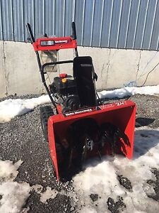 "Brand new MTD 24"" Yardmachine snowblower! Clearance"