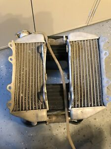2003 Yamaha YZ250F Parts - Radiators