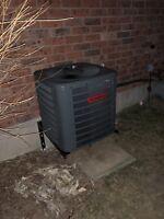Cooling & Heating TSSA Registered & Certified