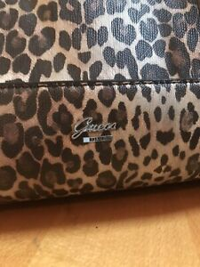 Guess Cheetah Print Purse